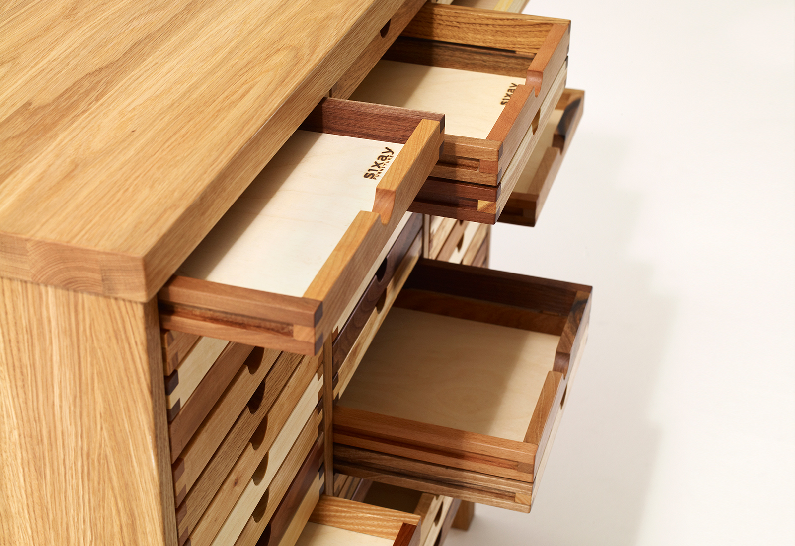 SIXtematic chest of drawers