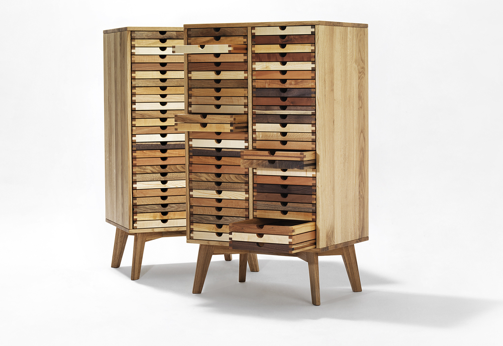 SIXtematic2 chest of drawers