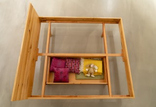 FLY bed storage box