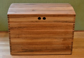 JACK treasure chest walnut 2