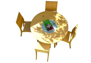 FOCUS asztal