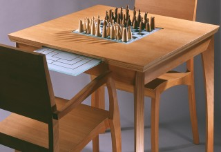 GRASSHOPPER game table