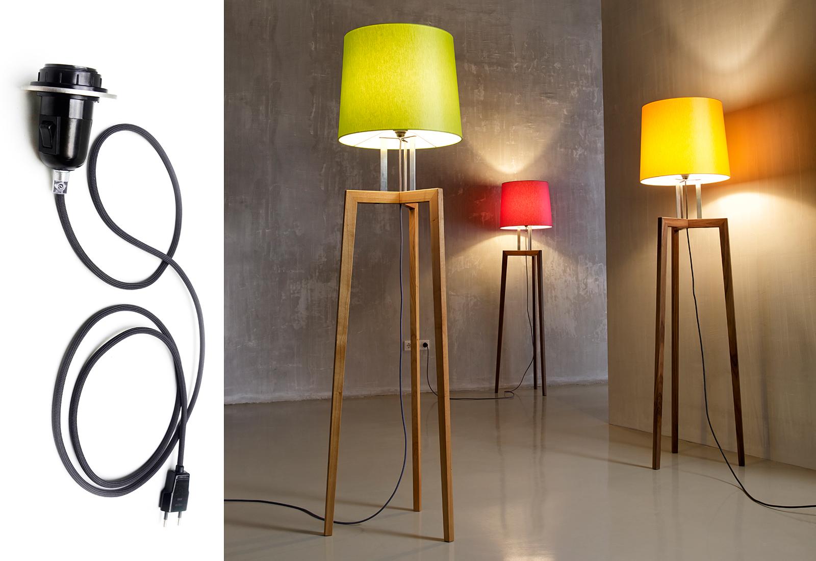 GRACE Stehlampe