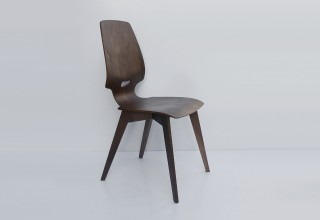 FINN chair black walnut