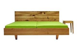MAMMA wood bed