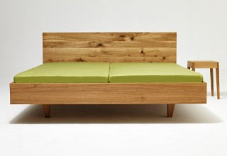 MAMMA wood Bett