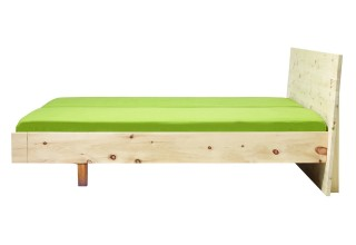 ANNA wood bed