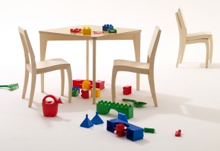 SIXKID Children's table